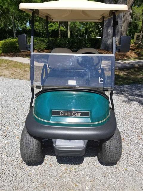 2017 Club Car Precedent Reman 4p in Bluffton, South Carolina