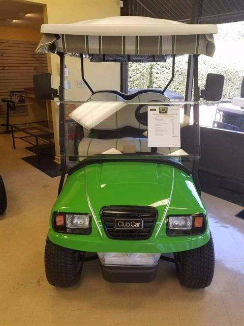 2017 Club Car Precedent in Bluffton, South Carolina