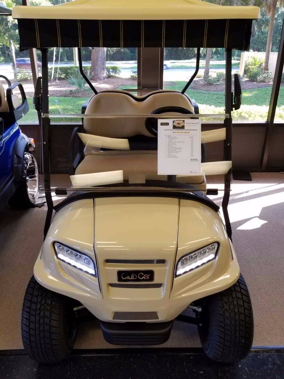 2018 Club Car Onward 4P in Bluffton, South Carolina