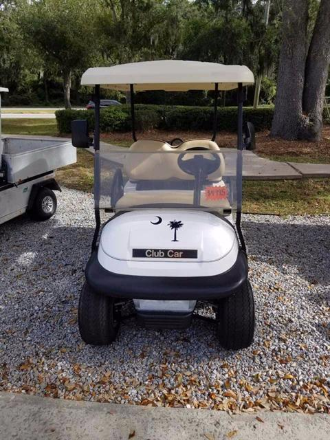 2013 Club Car Precedent in Bluffton, South Carolina