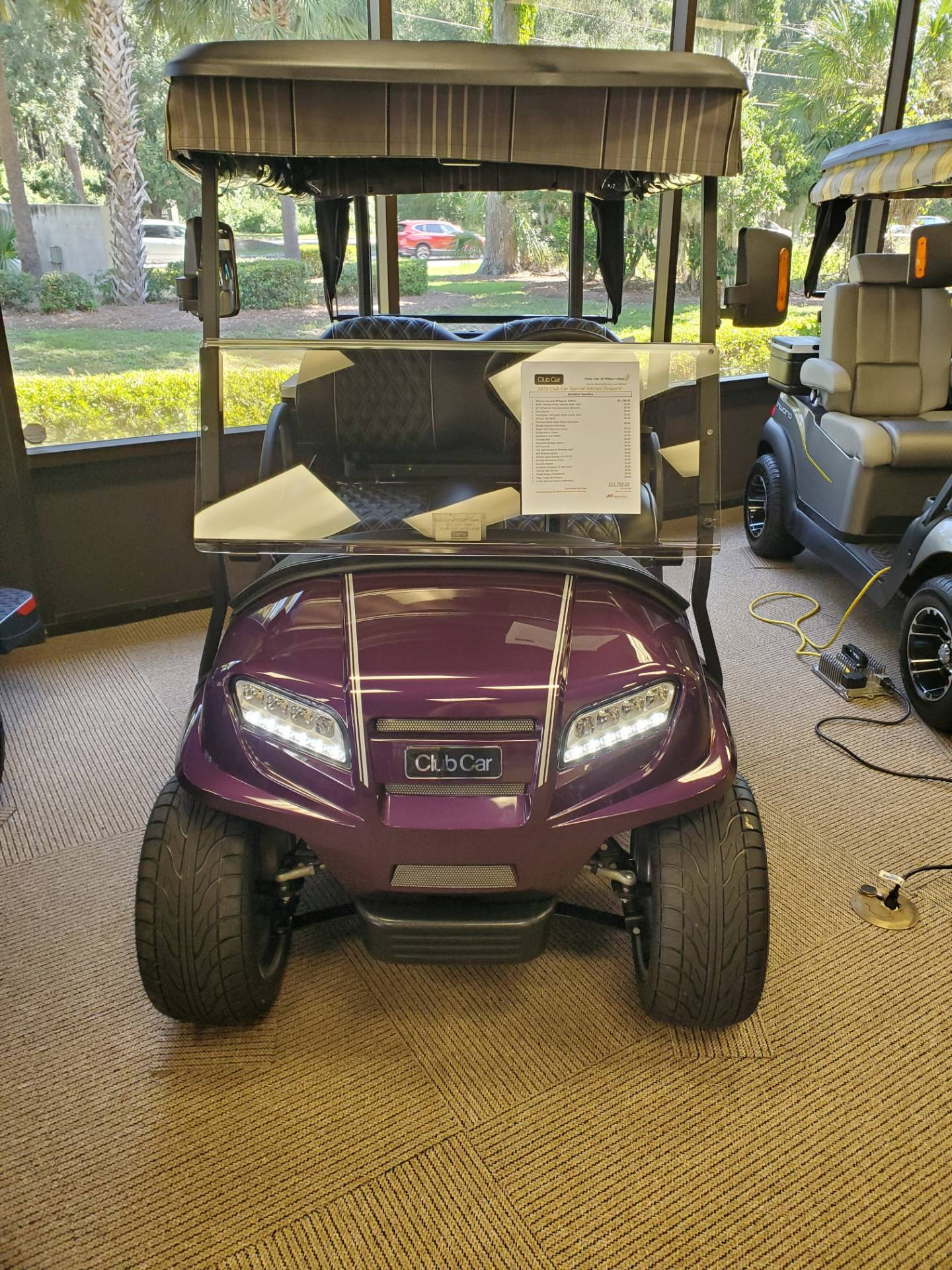 2020 Club Car Onward in Bluffton, South Carolina - Photo 1