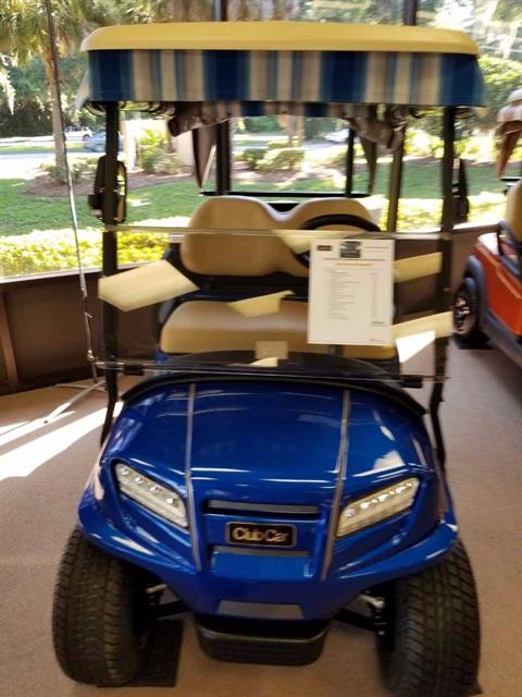 2018 Club Car Onward 2P EFI in Bluffton, South Carolina