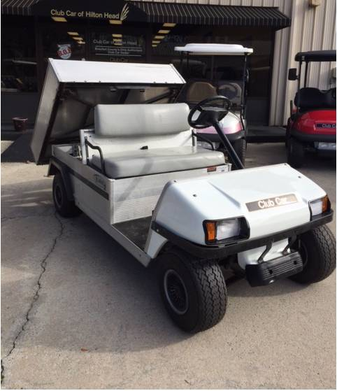2006 Club Car Carryall Turf 2 in Bluffton, South Carolina