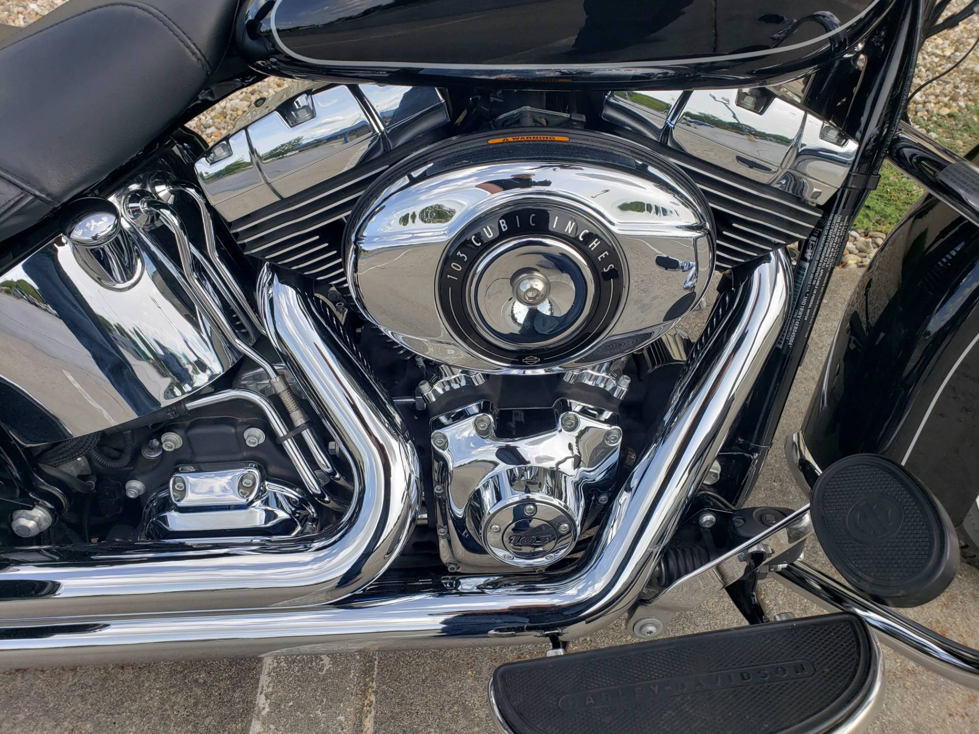 2014 Harley-Davidson Heritage Softail® Classic in Rock Falls, Illinois - Photo 5
