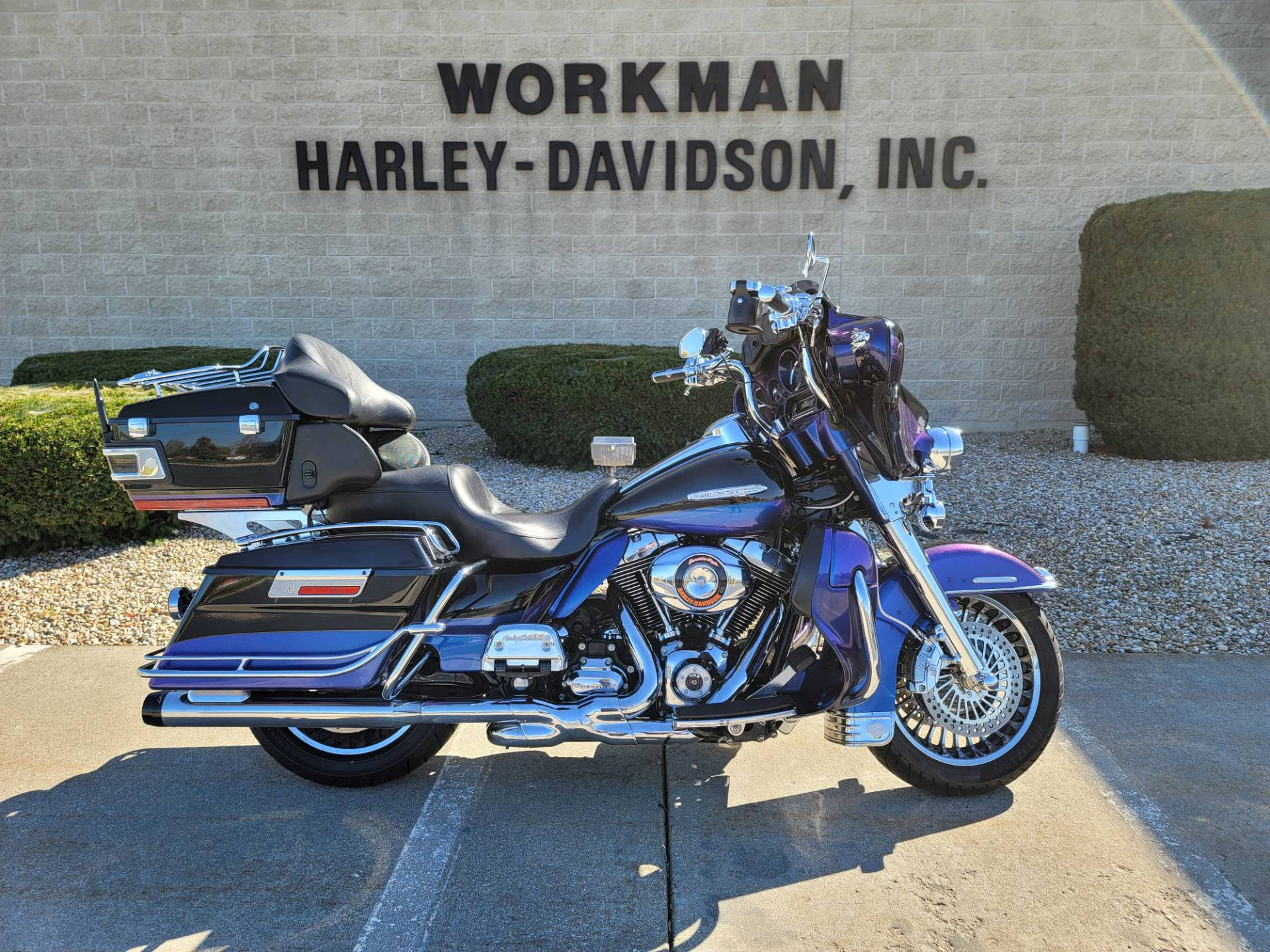 2010 Harley-Davidson Electra Glide® Ultra Limited in Rock Falls, Illinois - Photo 1