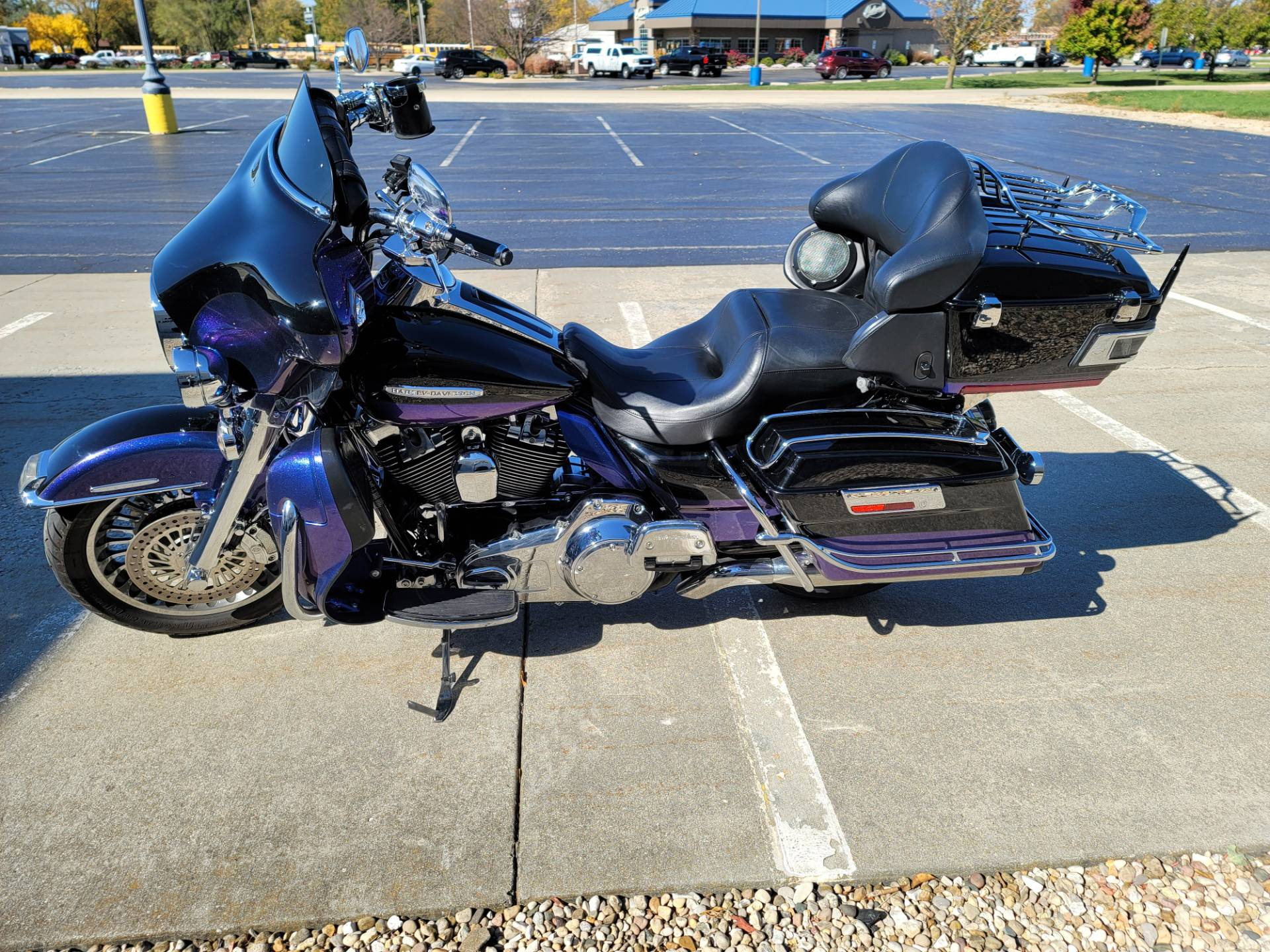 2010 Harley-Davidson Electra Glide® Ultra Limited in Rock Falls, Illinois - Photo 4