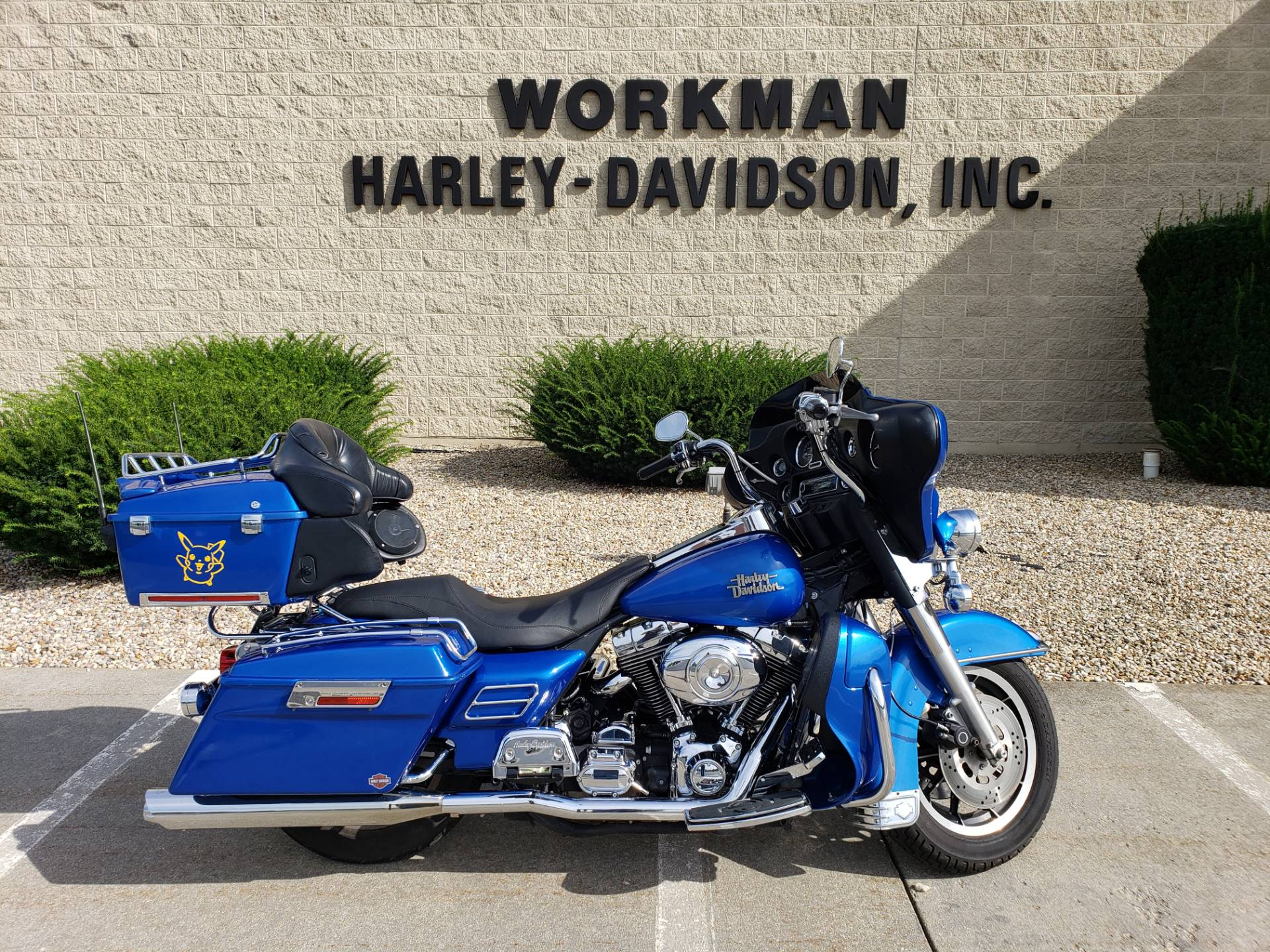 1999 Harley-Davidson FLHTC/FLHTCI Electra Glide® Classic in Rock Falls, Illinois - Photo 1
