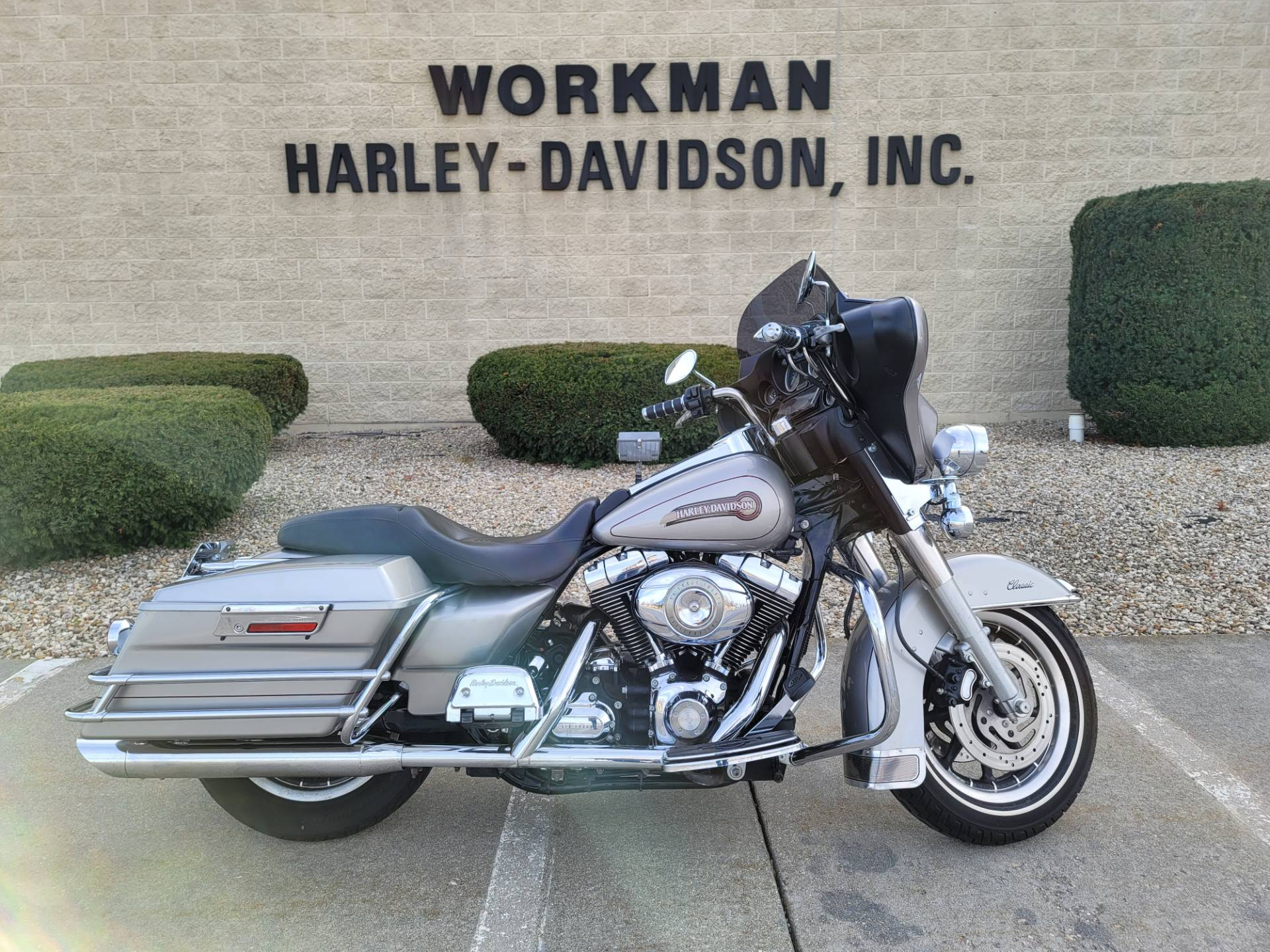 2007 Harley-Davidson Electra Glide® Classic in Rock Falls, Illinois - Photo 1