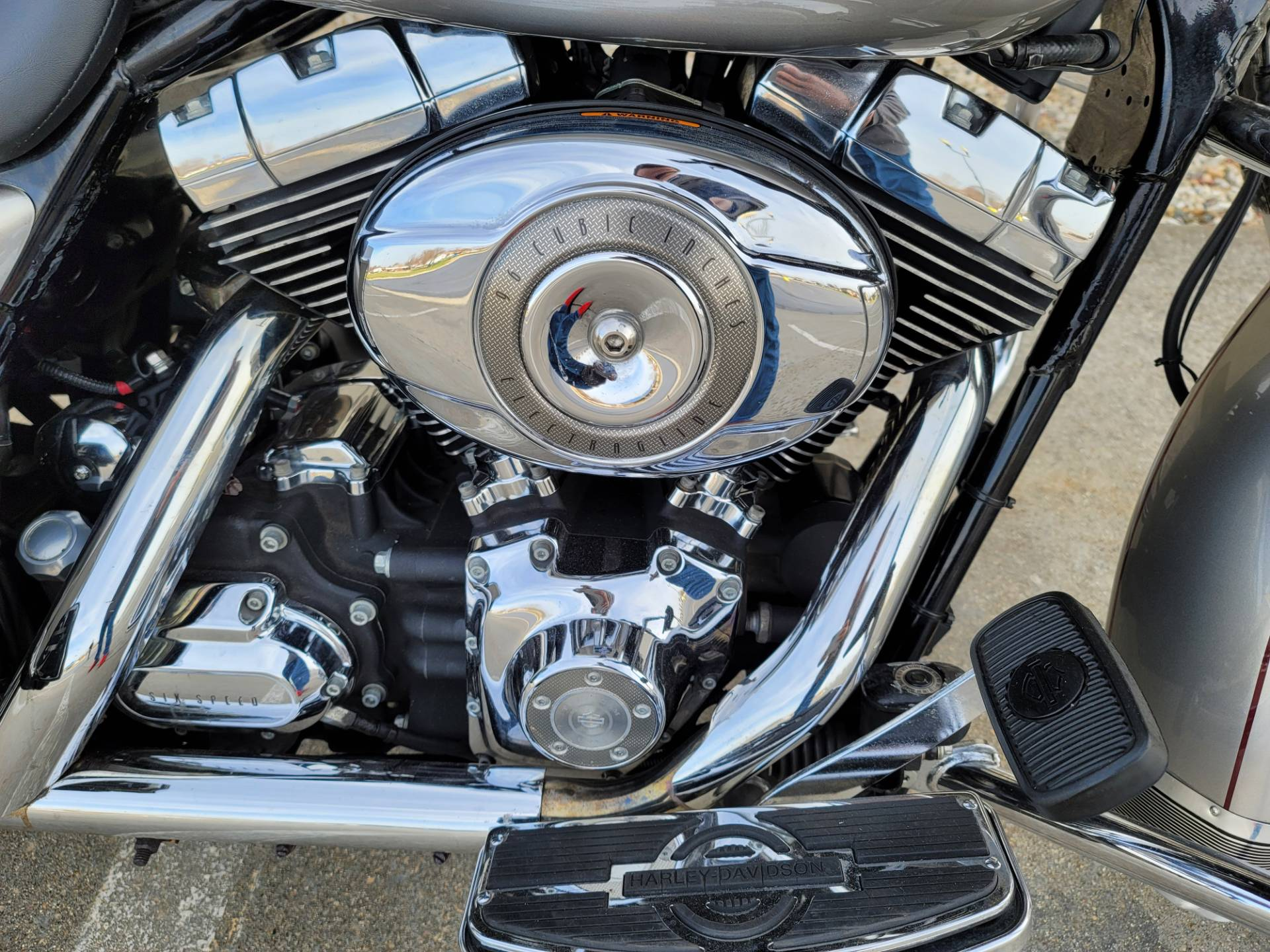2007 Harley-Davidson Electra Glide® Classic in Rock Falls, Illinois - Photo 6