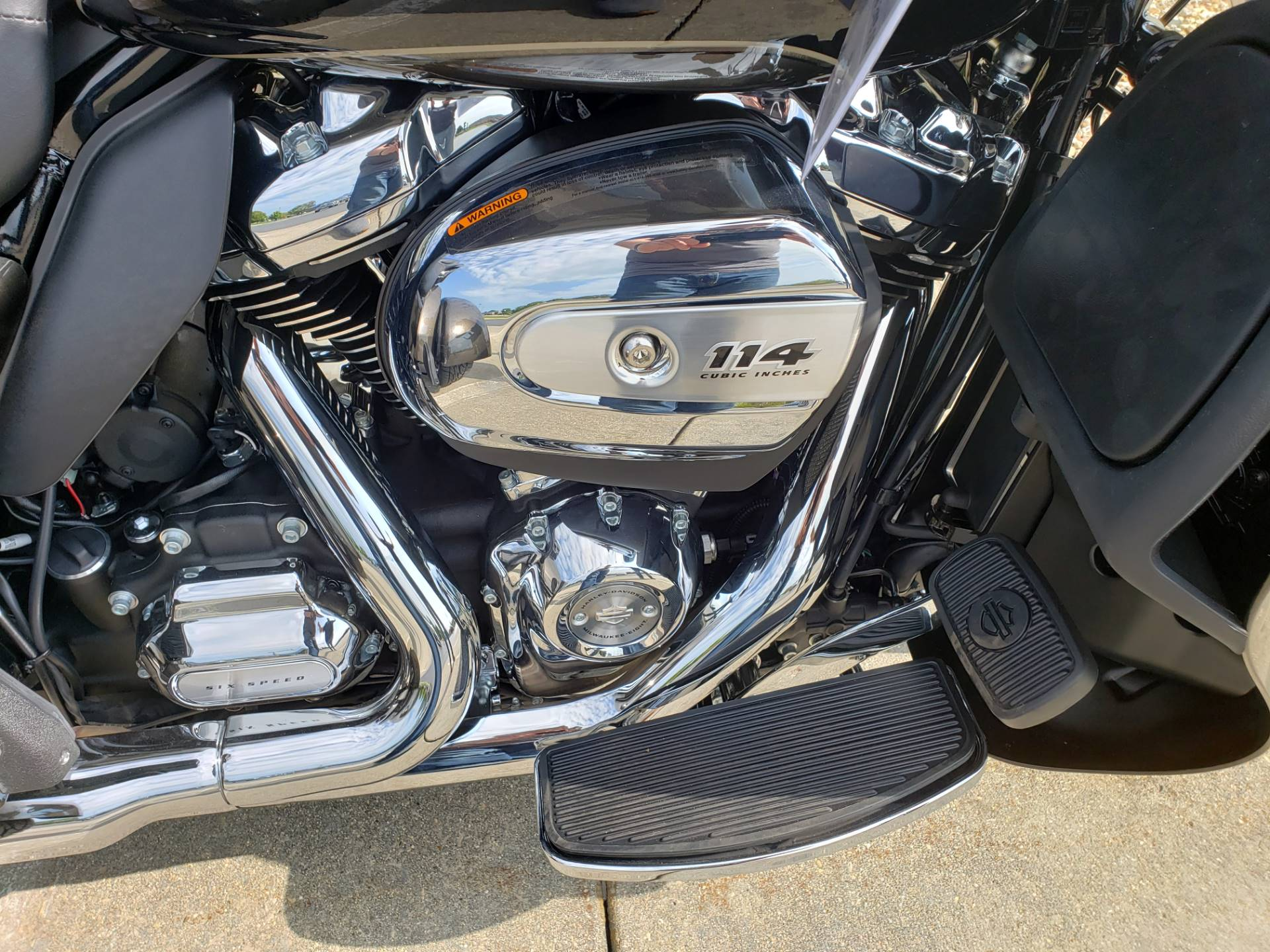 2020 Harley-Davidson Tri Glide® Ultra in Rock Falls, Illinois - Photo 6
