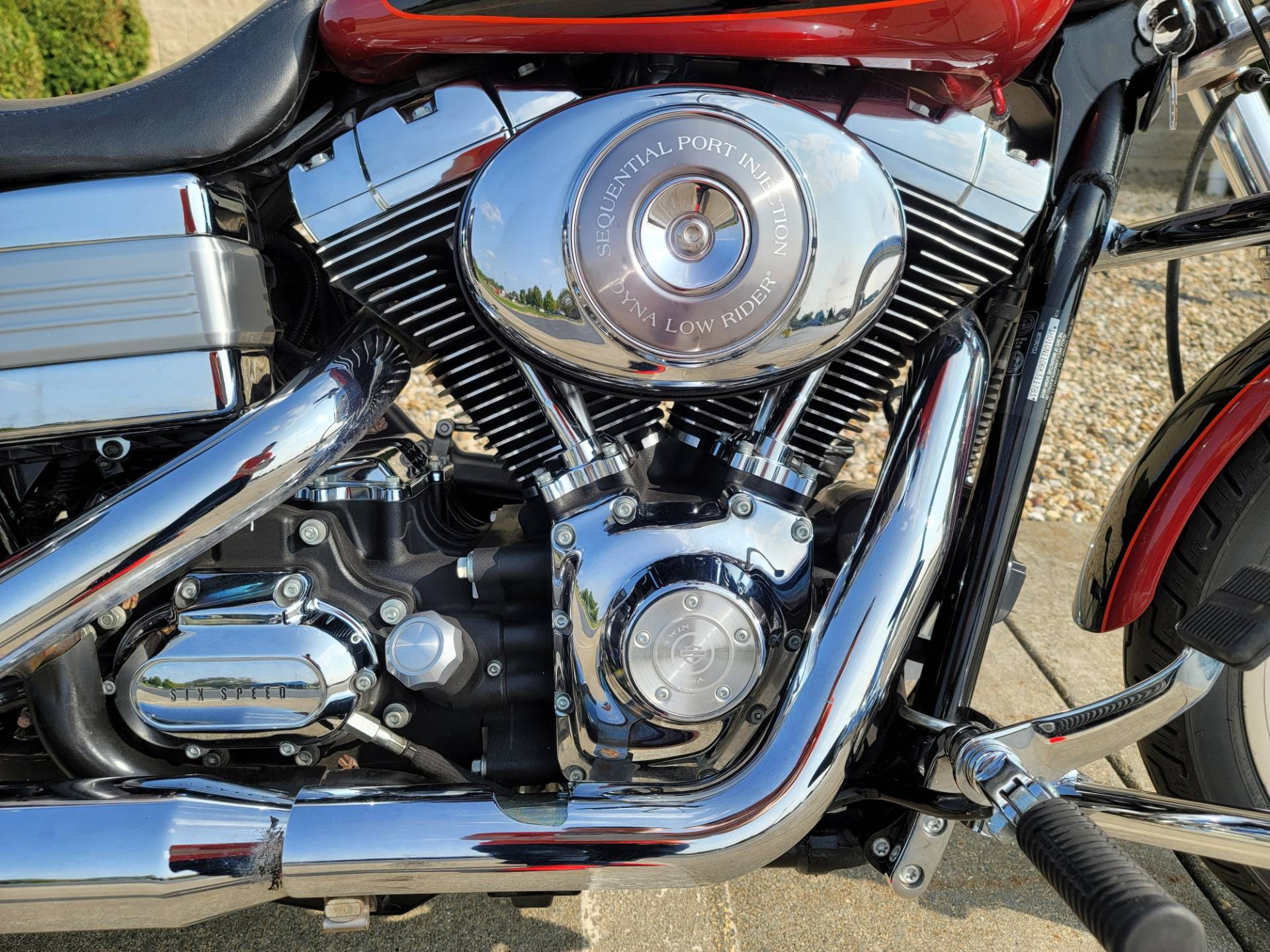 2006 Harley-Davidson Dyna™ Low Rider® in Rock Falls, Illinois - Photo 6