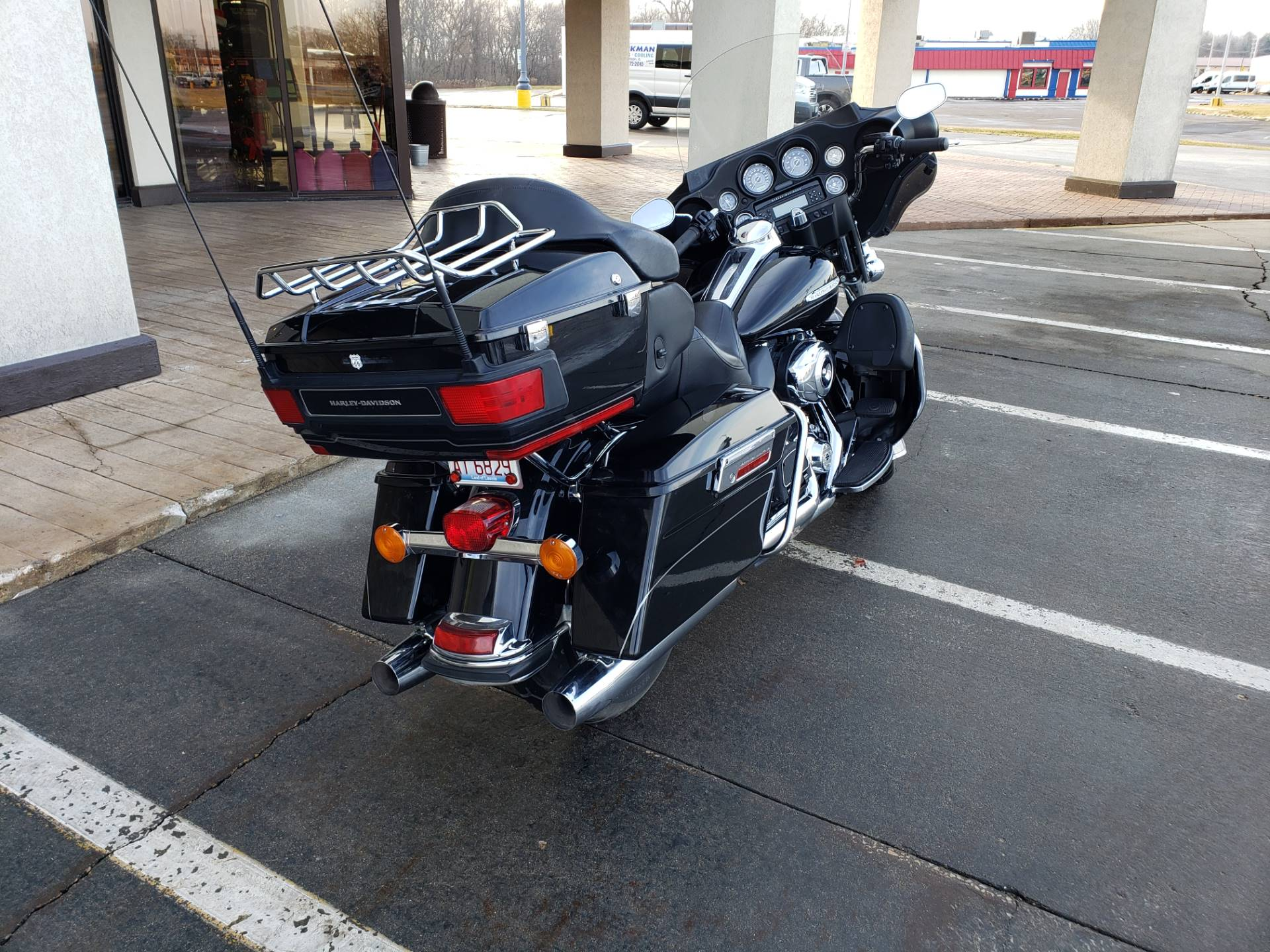 2012 Harley-Davidson Electra Glide® Ultra Limited in Rock Falls, Illinois - Photo 3