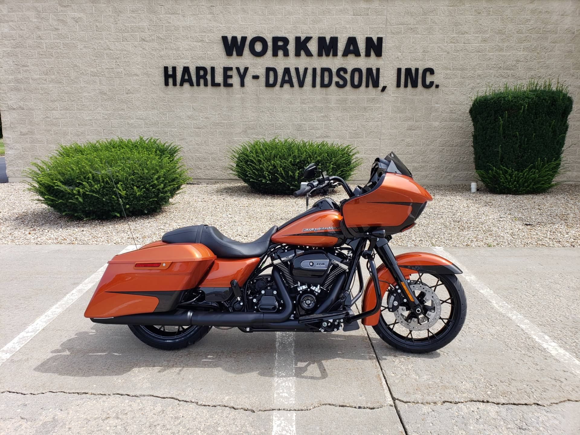 2020 Harley-Davidson Road Glide® Special in Rock Falls, Illinois - Photo 1