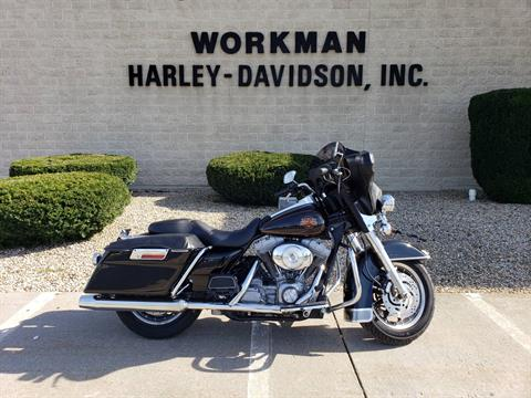 2001 Harley-Davidson FLHT Electra Glide® Standard in Rock Falls, Illinois - Photo 1