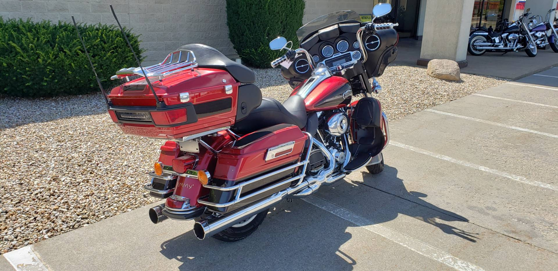 2012 Harley-Davidson Ultra Classic® Electra Glide® in Rock Falls, Illinois - Photo 3