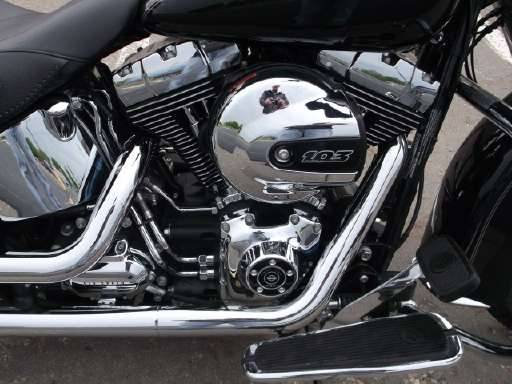2016 Harley-Davidson Softail® Deluxe in Rock Falls, Illinois - Photo 5