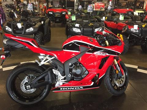 2017 Honda CBR600RR in Middletown, New York