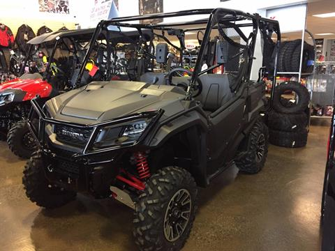 2017 Honda Pioneer 1000-5 LE in Middletown, New York