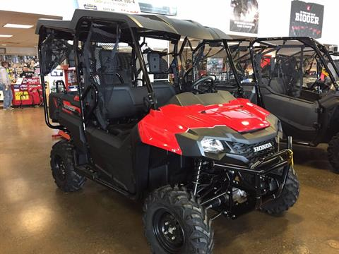 2017 Honda Pioneer 700-4 in Middletown, New York