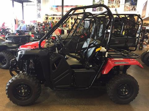 2017 Honda Pioneer 500 in Middletown, New York