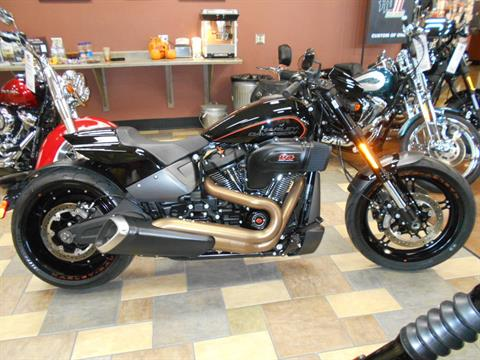 2019 Harley-Davidson FXDR™ 114 in Mauston, Wisconsin - Photo 1