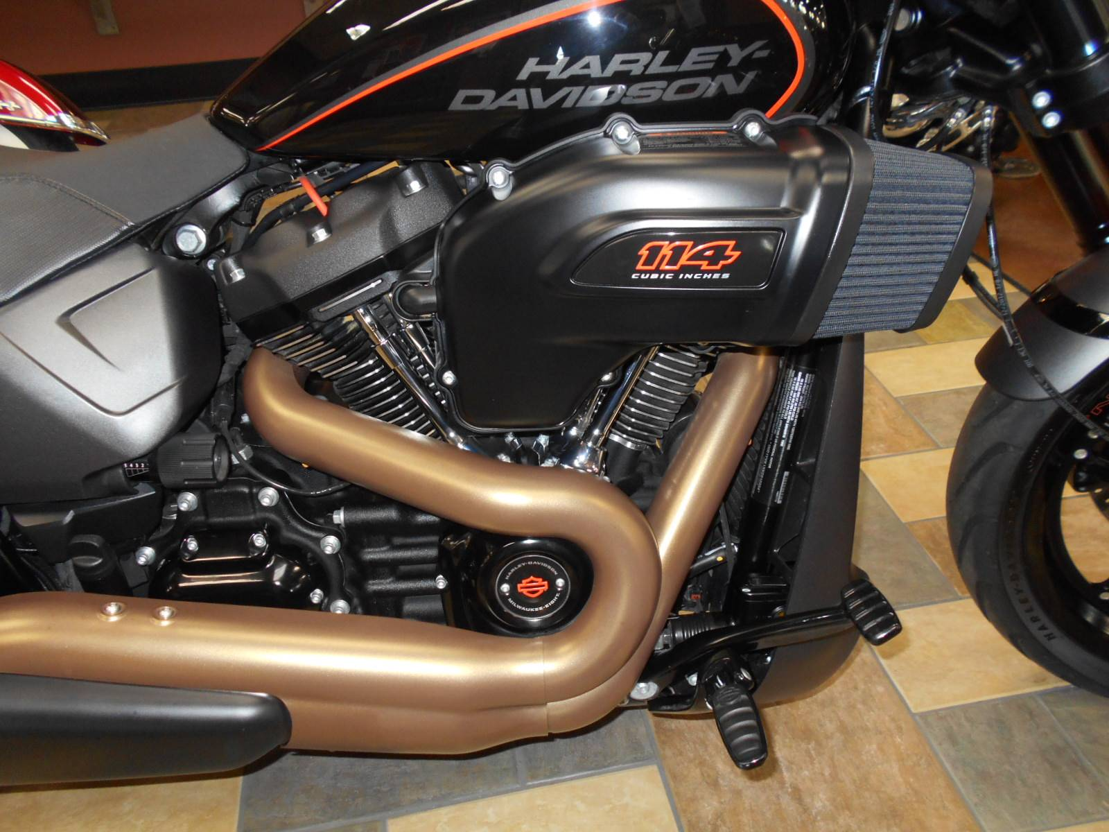 2019 Harley-Davidson FXDR™ 114 in Mauston, Wisconsin - Photo 5