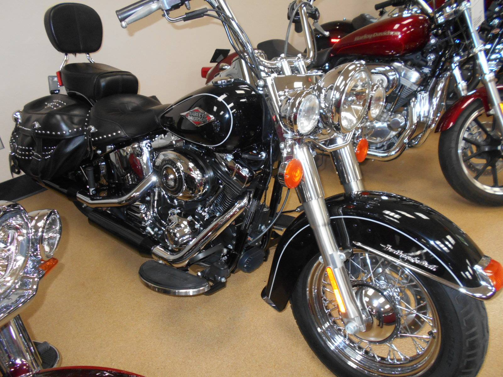 2014 Harley-Davidson Heritage Softail® Classic in Mauston, Wisconsin - Photo 1