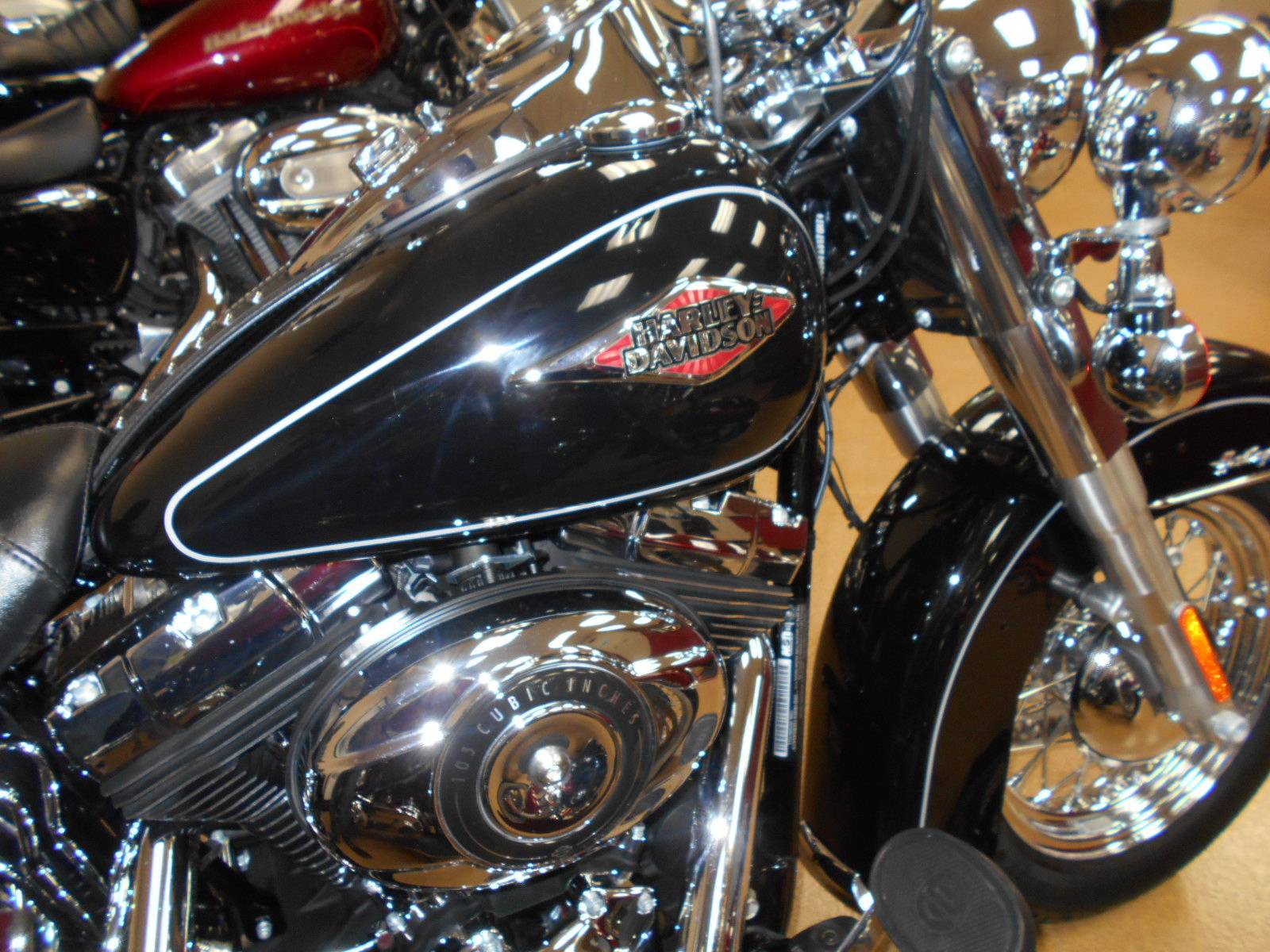 2014 Harley-Davidson Heritage Softail® Classic in Mauston, Wisconsin - Photo 2