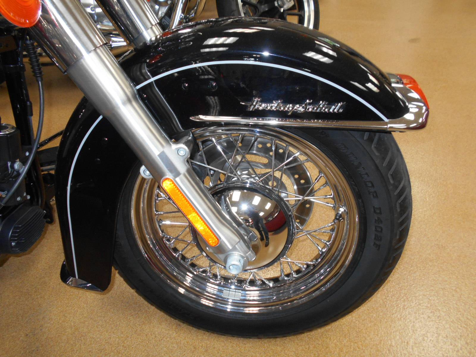 2014 Harley-Davidson Heritage Softail® Classic in Mauston, Wisconsin - Photo 3