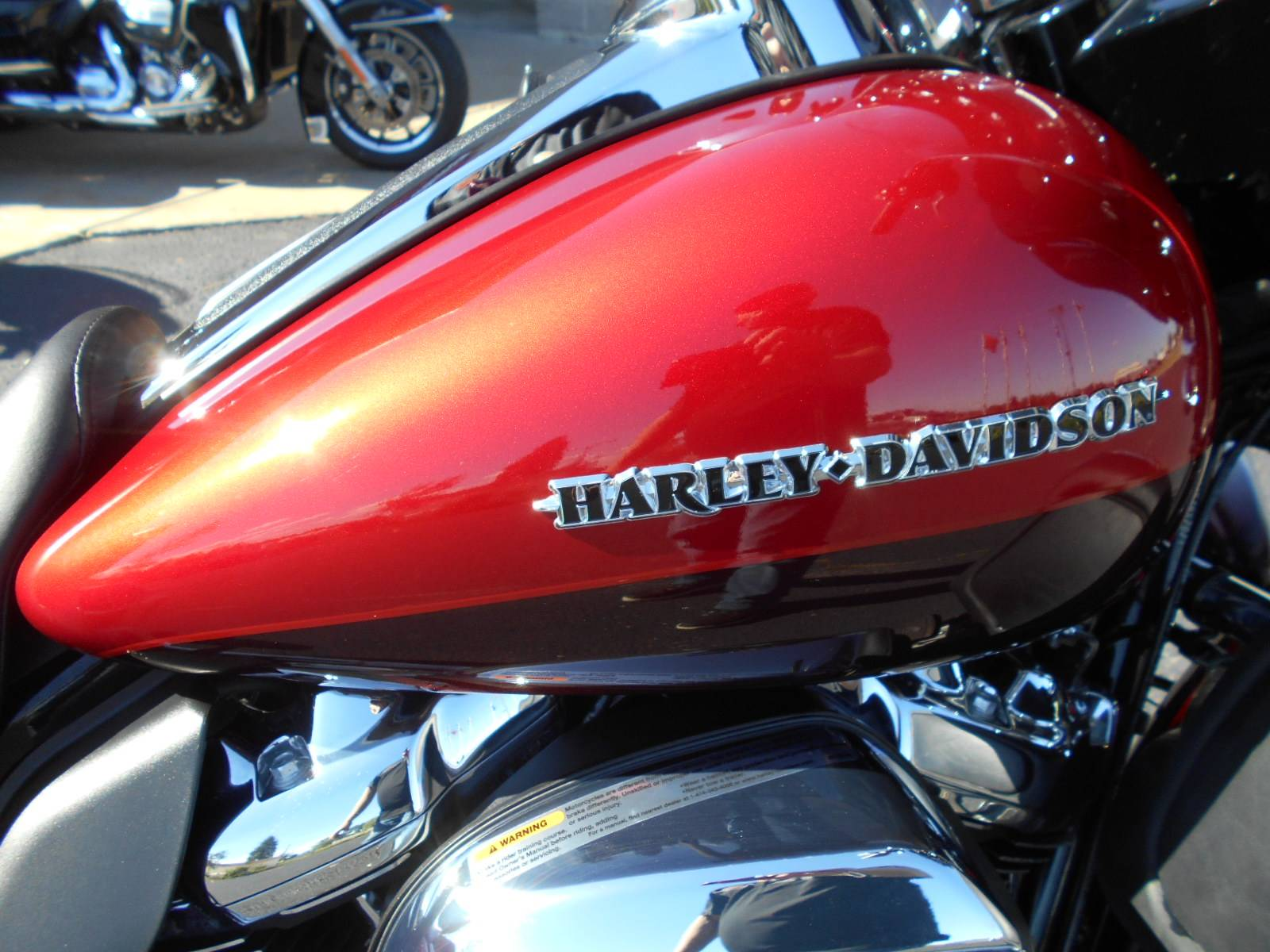 2018 Harley-Davidson Ultra Limited in Mauston, Wisconsin - Photo 2