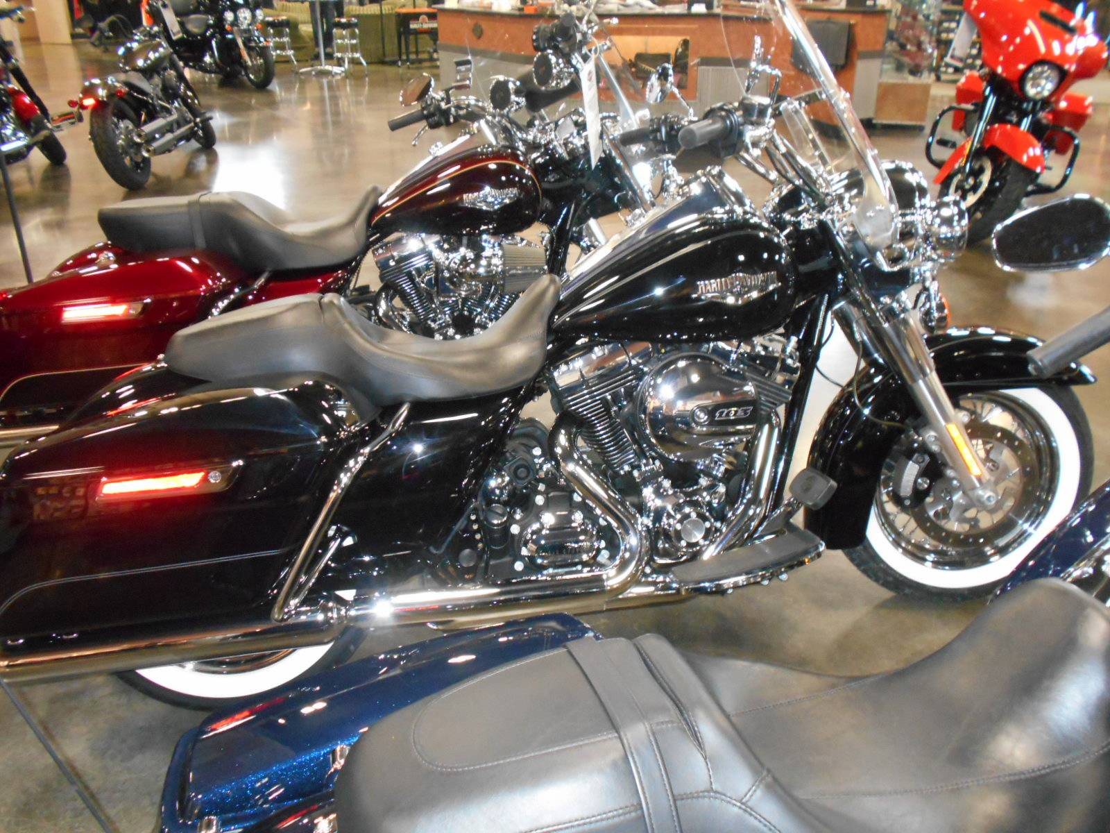 2015 Harley-Davidson Road King® in Mauston, Wisconsin - Photo 1