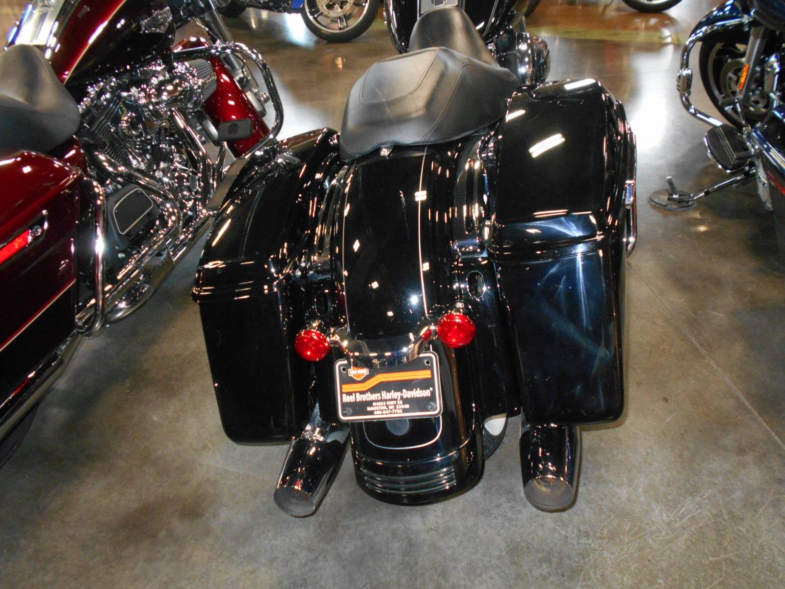 2015 Harley-Davidson Road King® in Mauston, Wisconsin - Photo 7