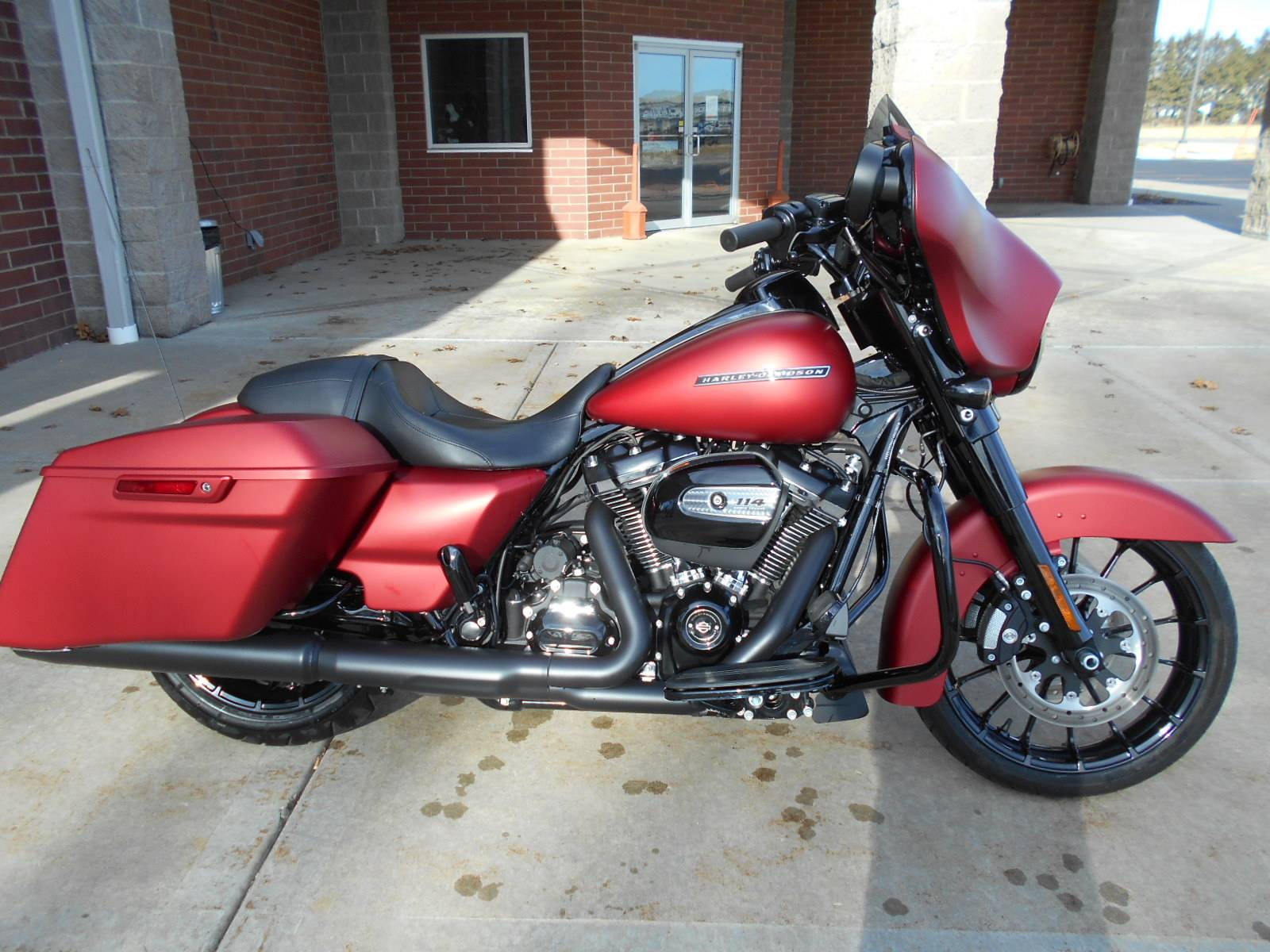 2019 Harley-Davidson Street Glide® Special in Mauston, Wisconsin - Photo 1