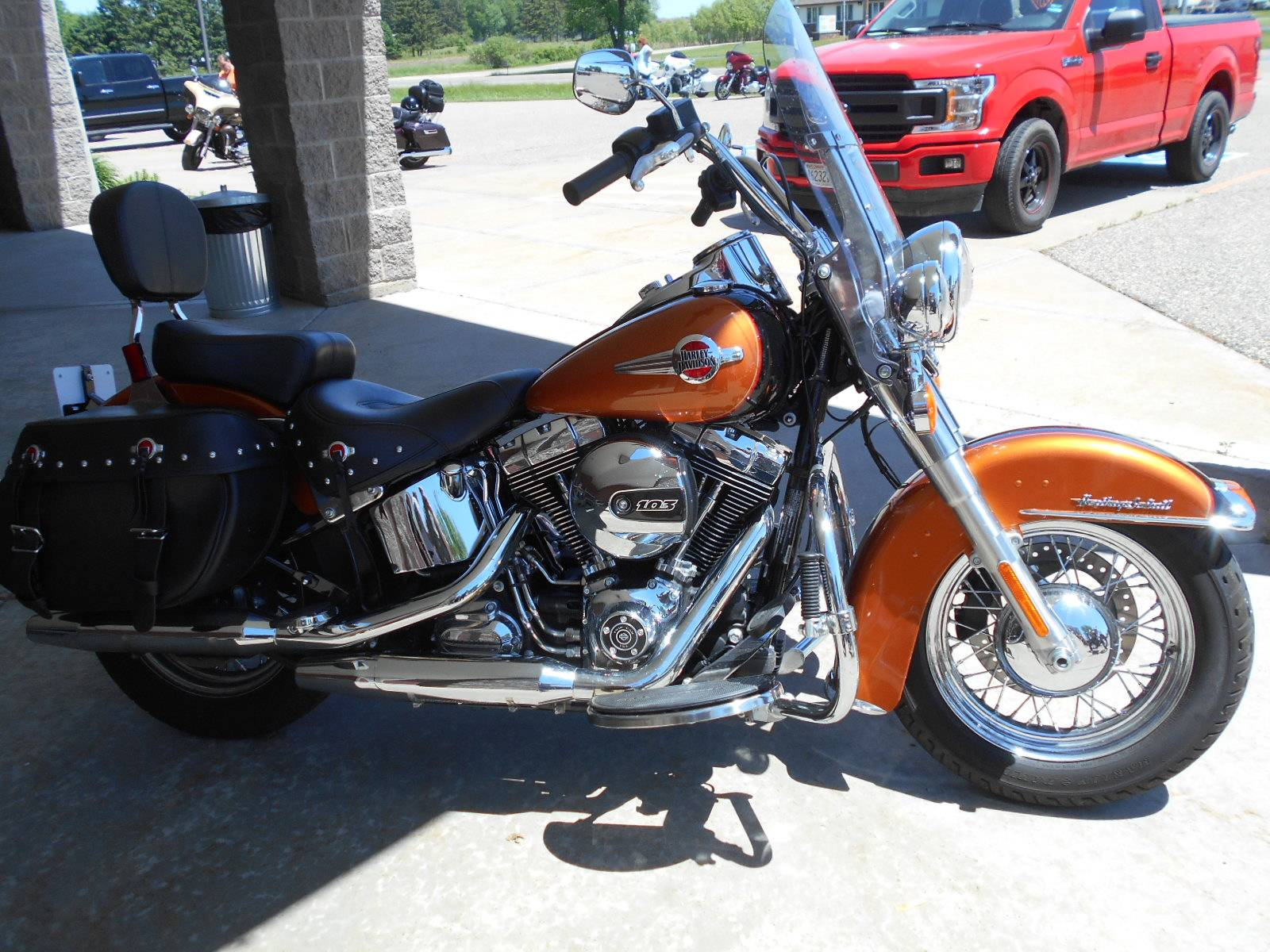 2016 Harley-Davidson Heritage Softail® Classic in Mauston, Wisconsin - Photo 1