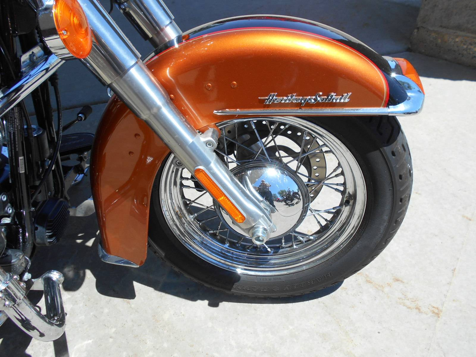 2016 Harley-Davidson Heritage Softail® Classic in Mauston, Wisconsin - Photo 4