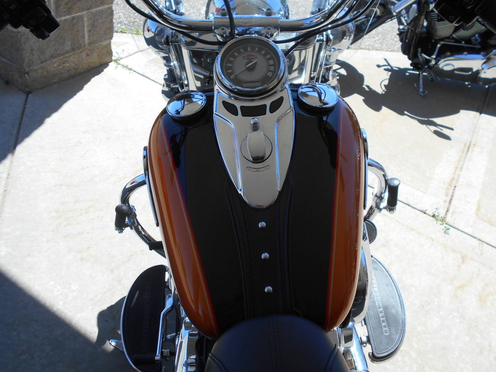 2016 Harley-Davidson Heritage Softail® Classic in Mauston, Wisconsin - Photo 9