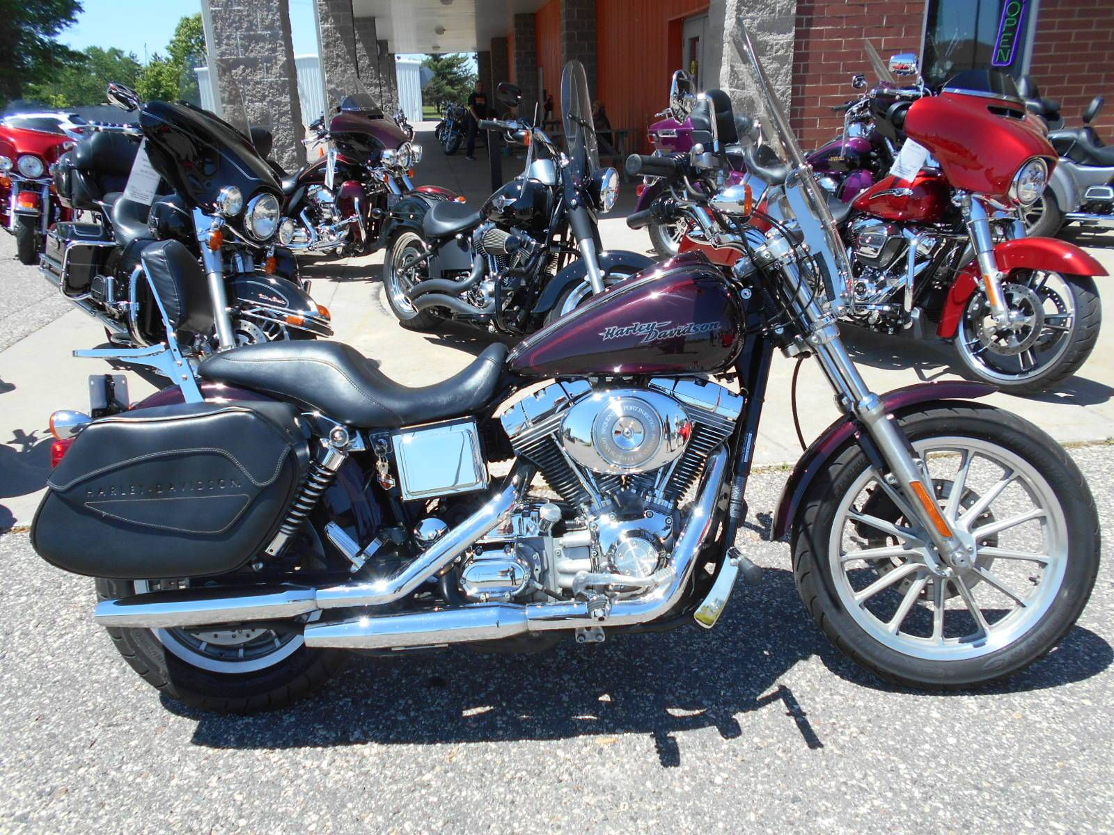 2005 Harley-Davidson FXDC/FXDCI Dyna  Super Glide® Custom in Mauston, Wisconsin - Photo 1