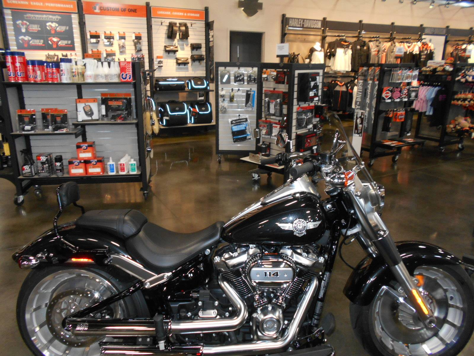 2018 Harley-Davidson Fat Boy® 114 in Mauston, Wisconsin - Photo 1