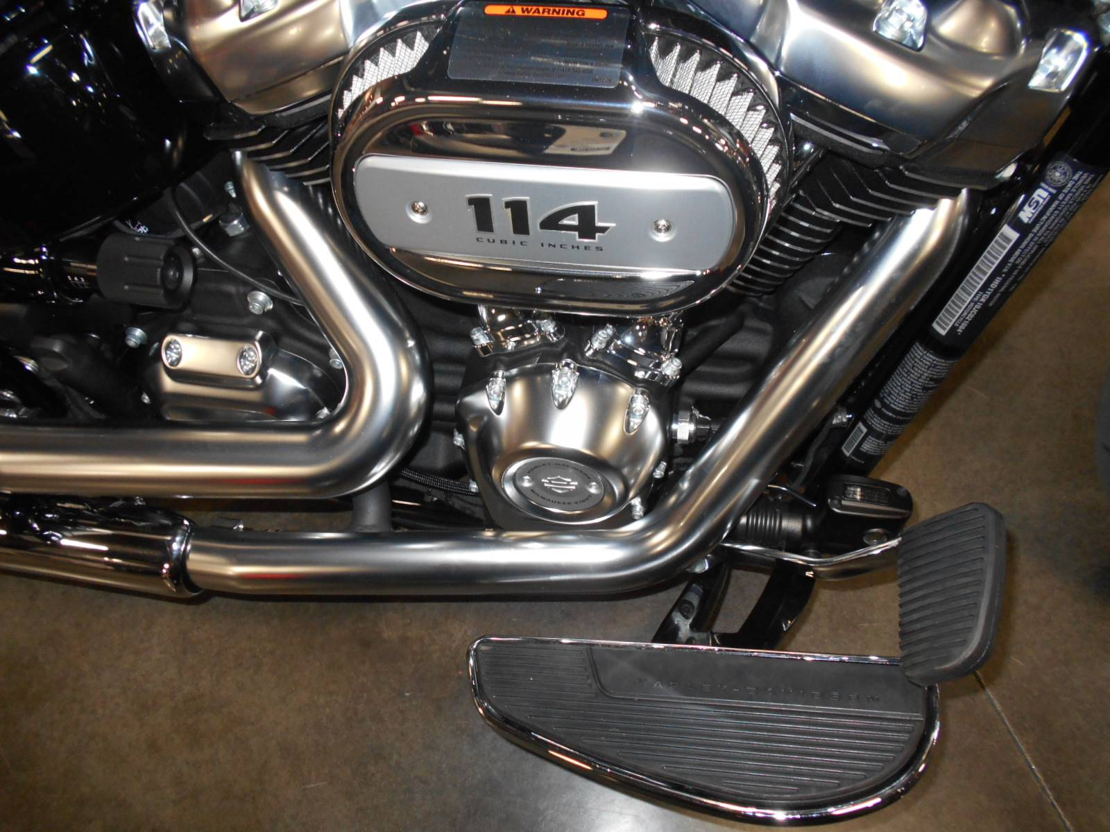 2018 Harley-Davidson Fat Boy® 114 in Mauston, Wisconsin - Photo 5
