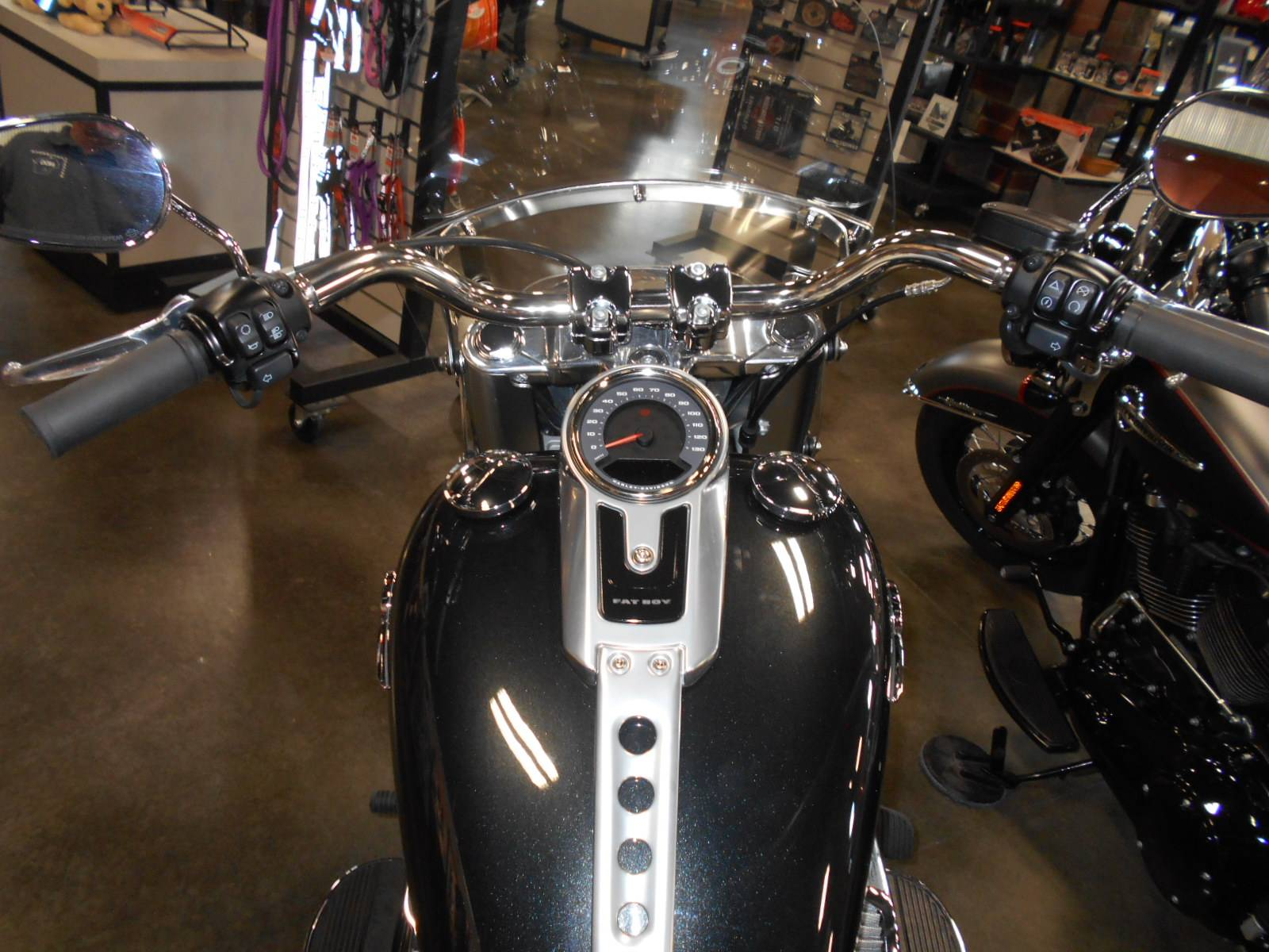 2018 Harley-Davidson Fat Boy® 114 in Mauston, Wisconsin - Photo 8