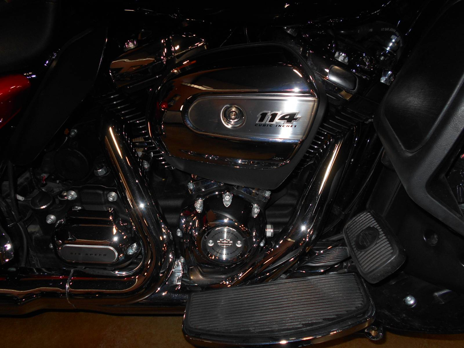 2019 Harley-Davidson Ultra Limited in Mauston, Wisconsin - Photo 5