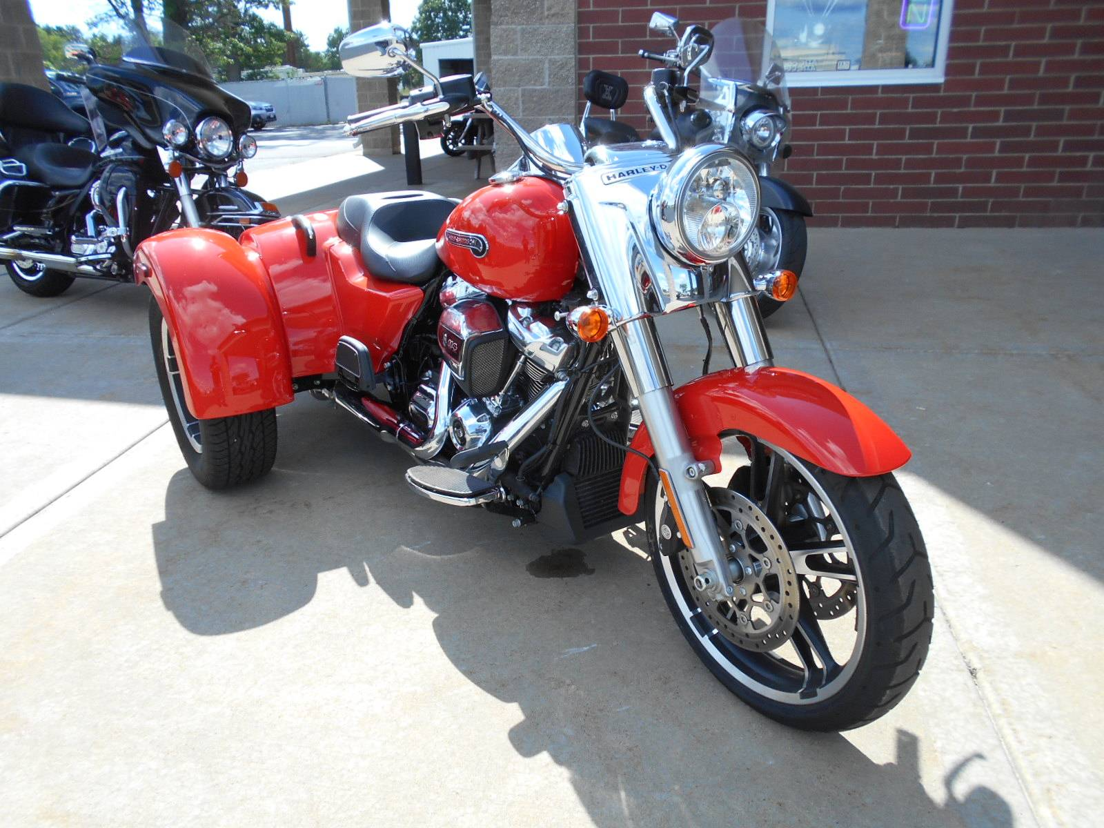 2020 Harley-Davidson Freewheeler® in Mauston, Wisconsin - Photo 4