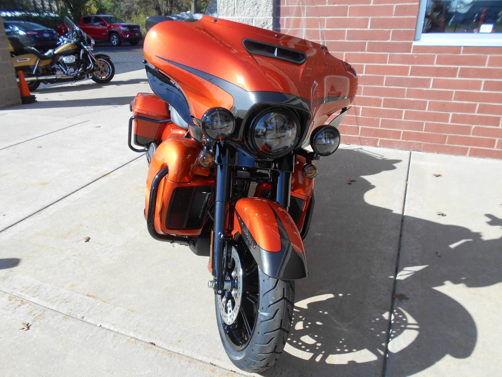 2020 Harley-Davidson Ultra Limited in Mauston, Wisconsin - Photo 4