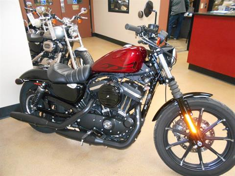 2017 Harley-Davidson Iron 883™ in Mauston, Wisconsin - Photo 1