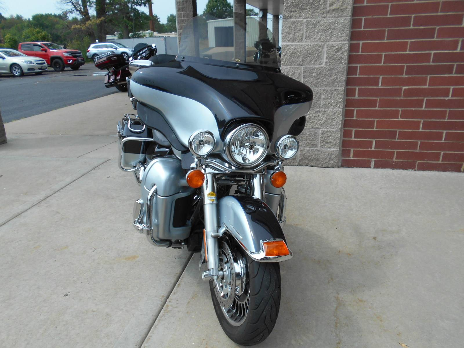 2012 Harley-Davidson Electra Glide® Ultra Limited in Mauston, Wisconsin - Photo 4