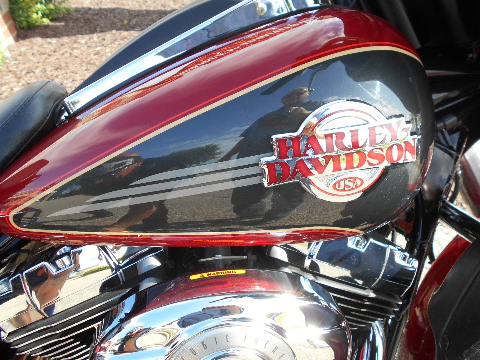 2007 Harley-Davidson Ultra Classic® Electra Glide® in Mauston, Wisconsin - Photo 2