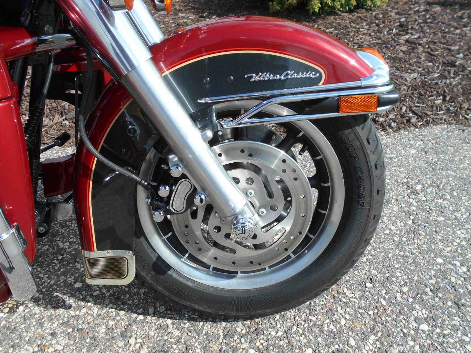 2007 Harley-Davidson Ultra Classic® Electra Glide® in Mauston, Wisconsin - Photo 3