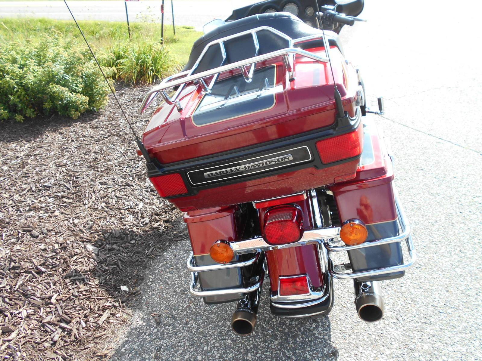 2007 Harley-Davidson Ultra Classic® Electra Glide® in Mauston, Wisconsin - Photo 7