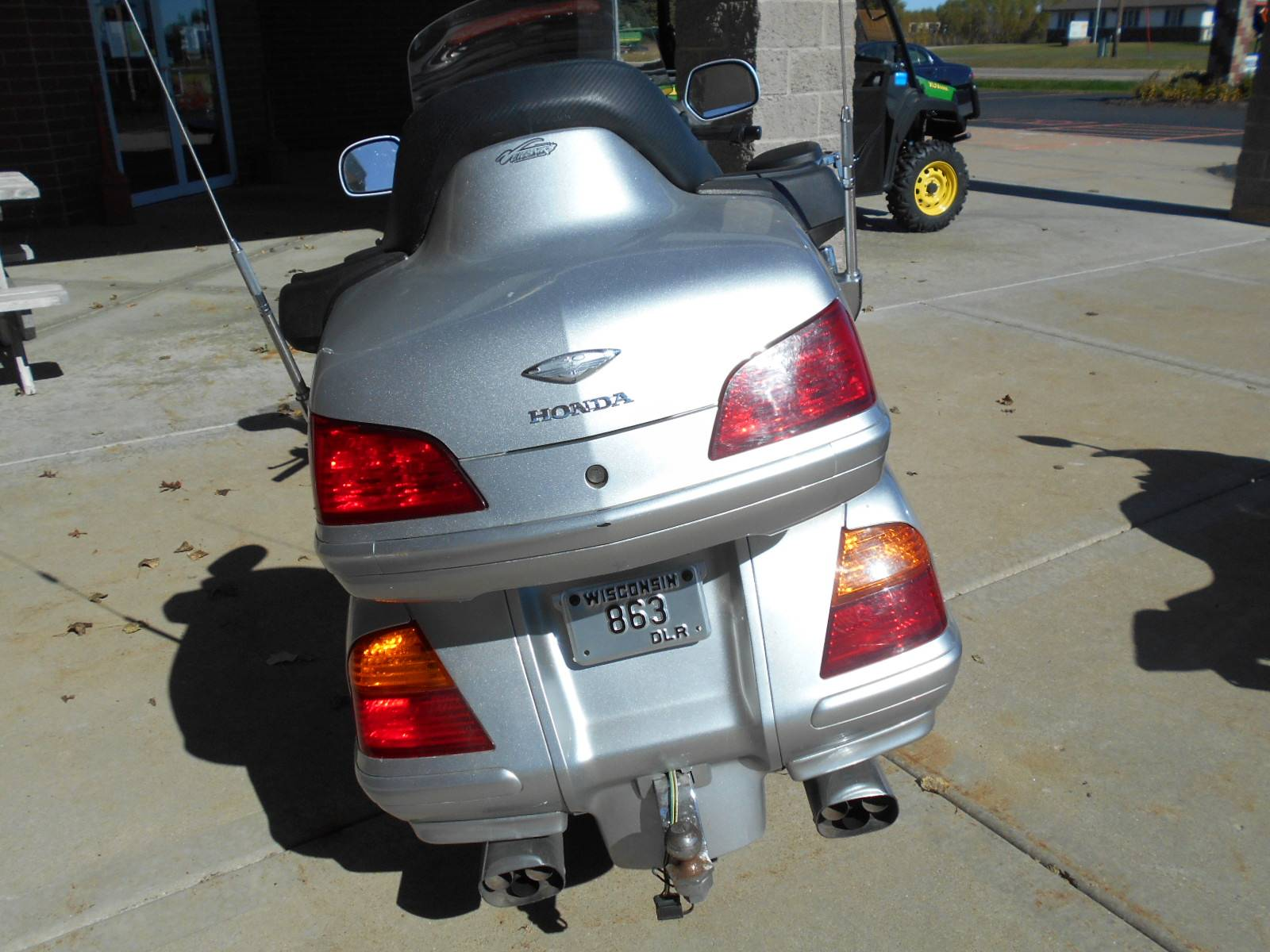 2005 Honda Gold Wing® in Mauston, Wisconsin - Photo 6