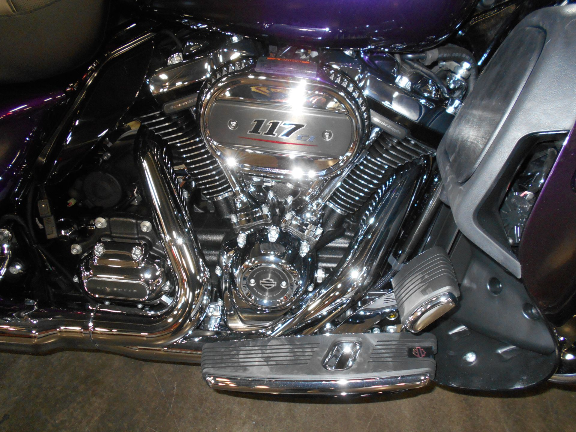 2021 Harley-Davidson CVO™ Limited in Mauston, Wisconsin - Photo 5